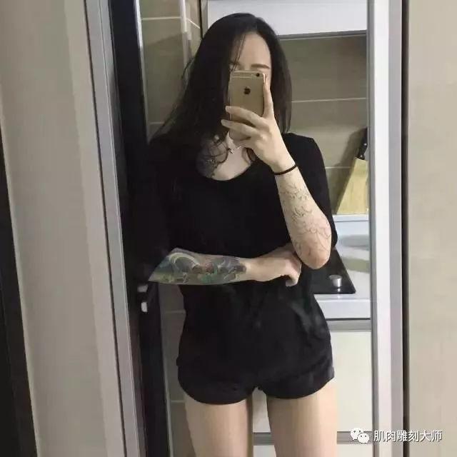 韓國勵志健身女神出爐,半年時間,從160瘦到100,人生直接開掛!圖片