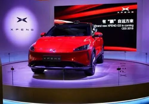小鹏汽车启动B轮22亿元融资