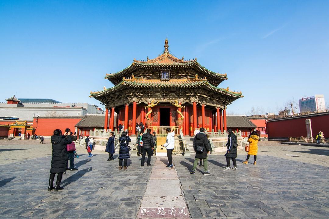 都说北京有座紫禁城,你可知道沈阳也有座故宫?