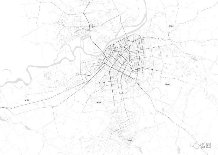 地图 简笔画 手绘 线稿 720_514