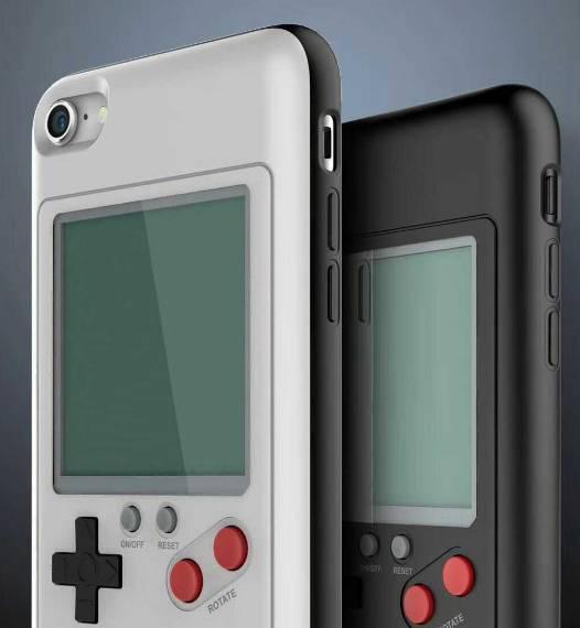 复古游戏手机壳