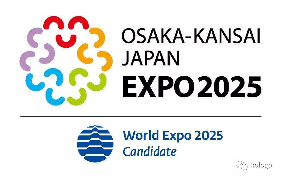 法国,日本,俄罗斯,阿塞拜疆等4国申办2025年世博会标识