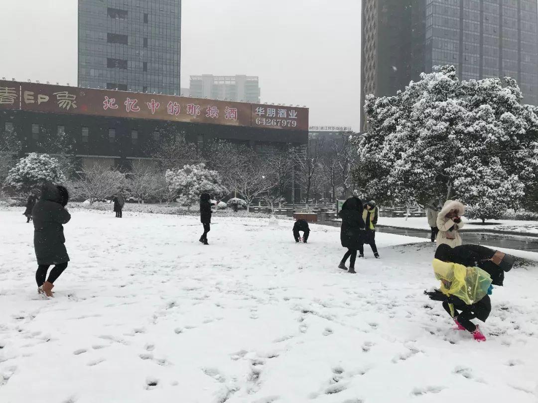 """今冬第二场雪来得太快!雪后就是晴好的""""立春"""""""