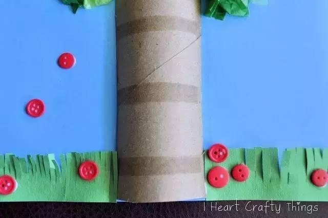 幼儿园皱纹纸创意手工制作!