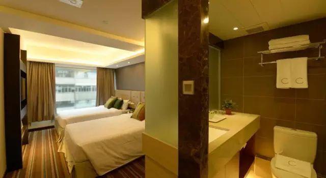 香港高性价比酒店最全攻略!一百多块就能轻松住进海景房~