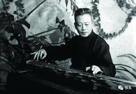中国古琴演奏家管平湖的《流水》就位居前列.图片