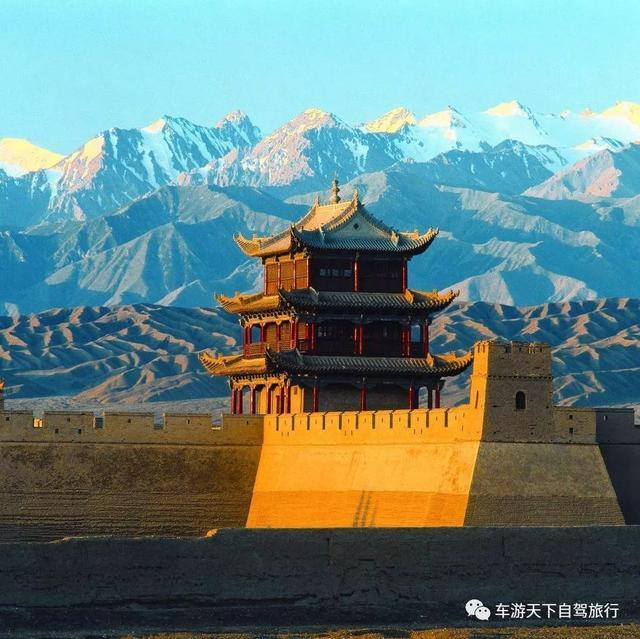 中国大西北最美的100个地方,九条自驾线路全包括,看你去过几条