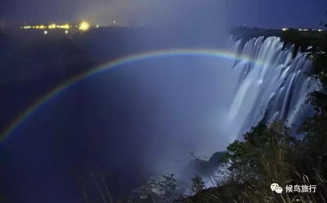 你敢在维多利亚瀑布悬崖边的魔鬼池游泳吗?