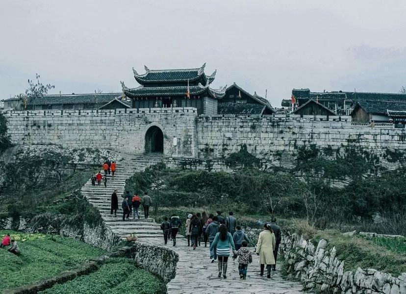 青岩古镇 带你找寻古老的历史气息!