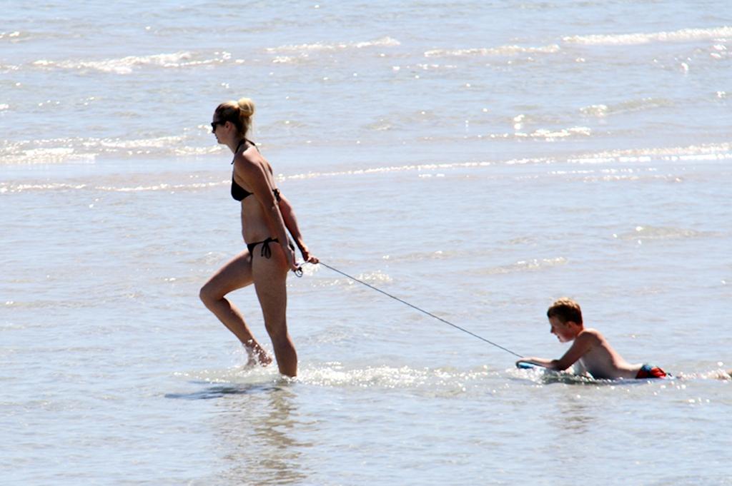 老面瓜游记——《威宁顿半岛拍泳装美女拍到手软》