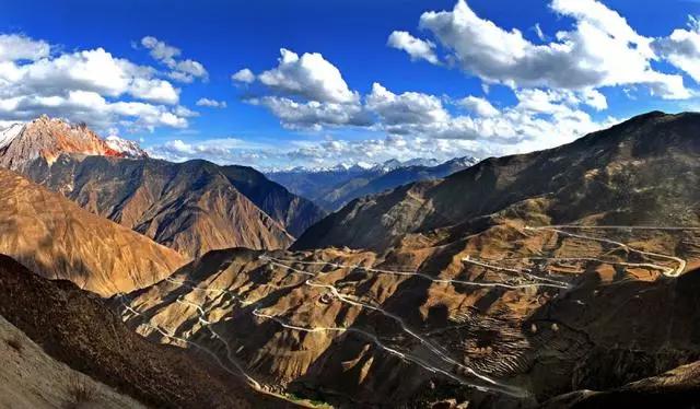 川藏南线上27个景点,全都有让你沦陷的颜值!