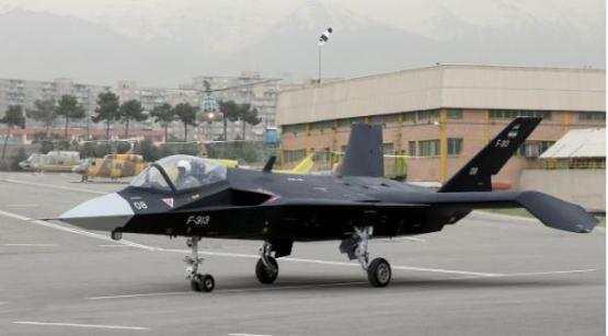 """国产隐形战机""""征服者""""F-313准备试飞 继中美俄外独立研发隐形战机国家"""