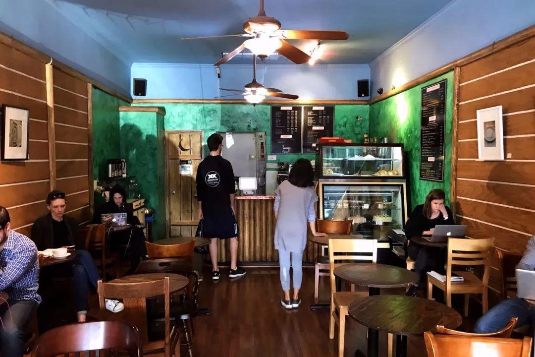 探店洛杉矶新潮咖啡馆,做最精致的猪猪女孩!