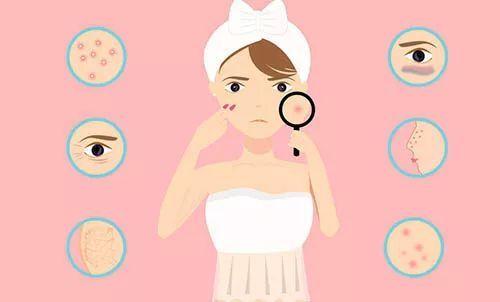 经常熬夜脸上长痘痘怎么办?不宜吃什么?这些图片