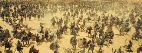 回阳记系列小说第46回:方与被攻下 刘邦犒赏众将士