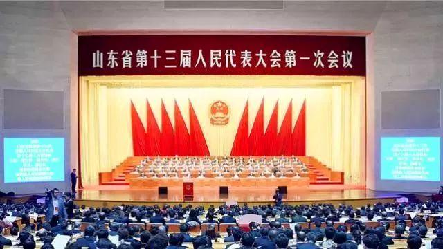 山东省人民代表大会公告