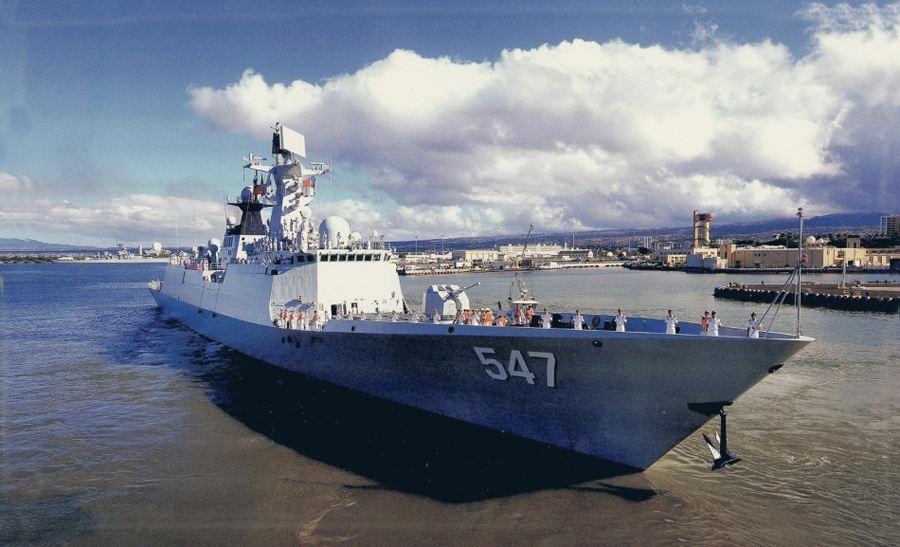 造价14亿军舰登上银幕!这部电影获海军鼎力支持