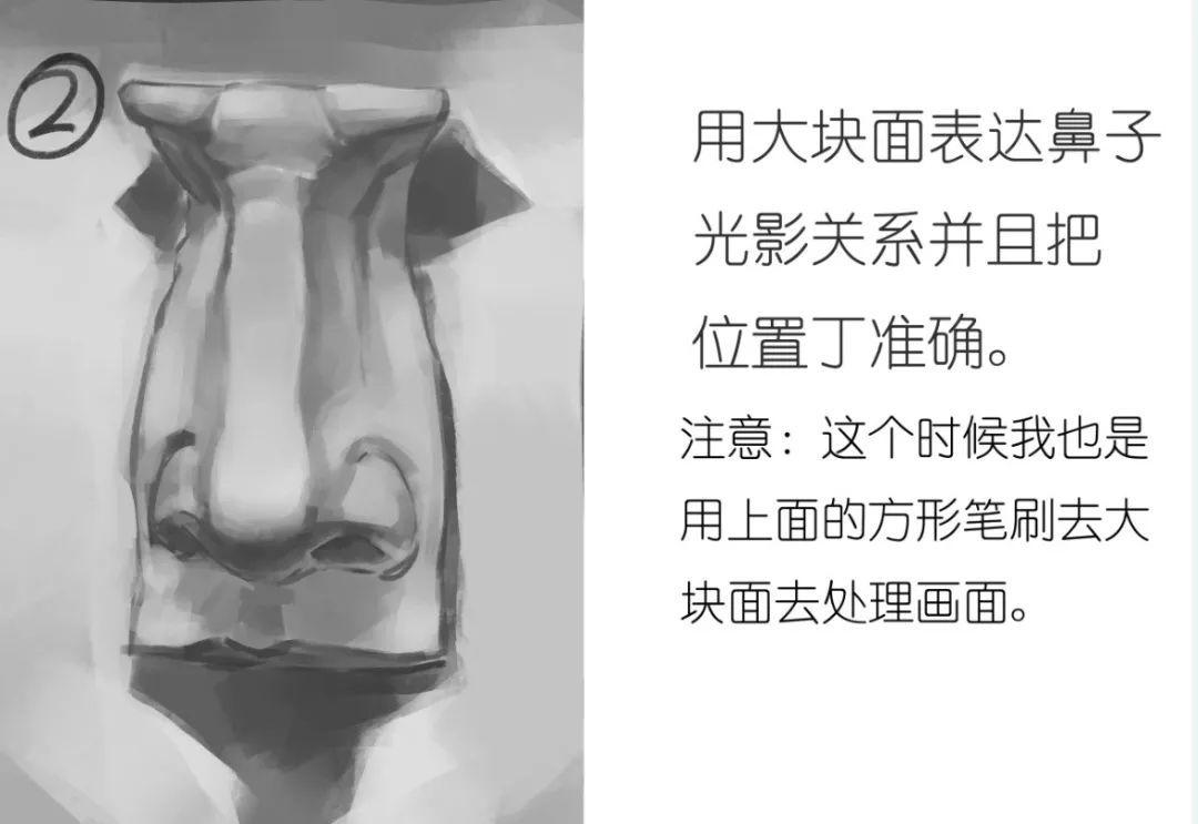 鼻子卡通图片大全可爱