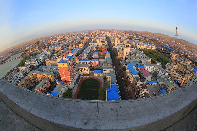 中国最少人口的城市_童话般的阿尔山火车站