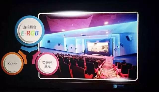 三色影院_【酷炫】震撼光影星世界 广西首台三色激光电影机亮相