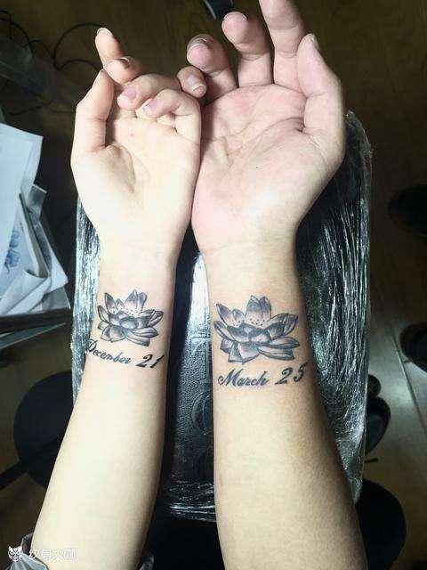 鹿晗耳后的纹身很可爱,雅诺秀淡化纹身有绝招图片