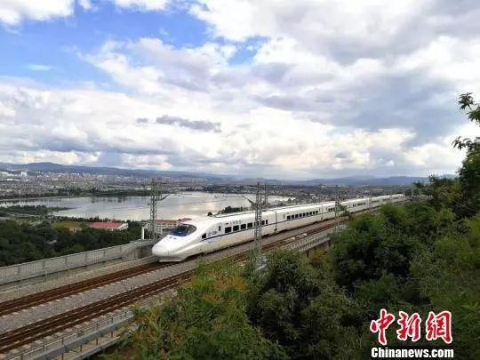 未来昆明交通再开挂,可乘高铁直达香港!