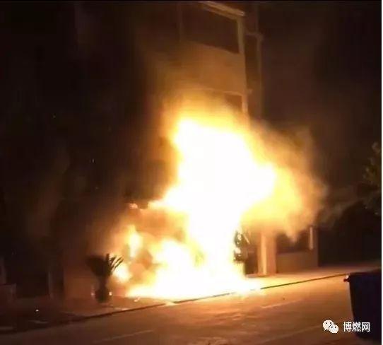 18年1月份全国燃气爆炸事故统计