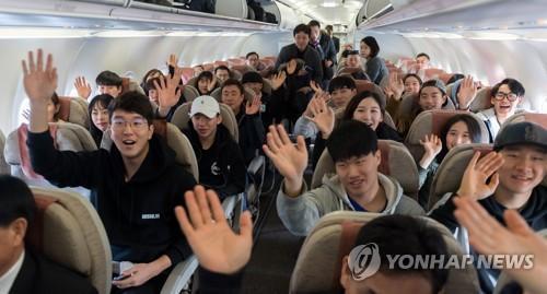 朝鲜冬奥代表团将乘包机飞抵赛地 入住运动员村