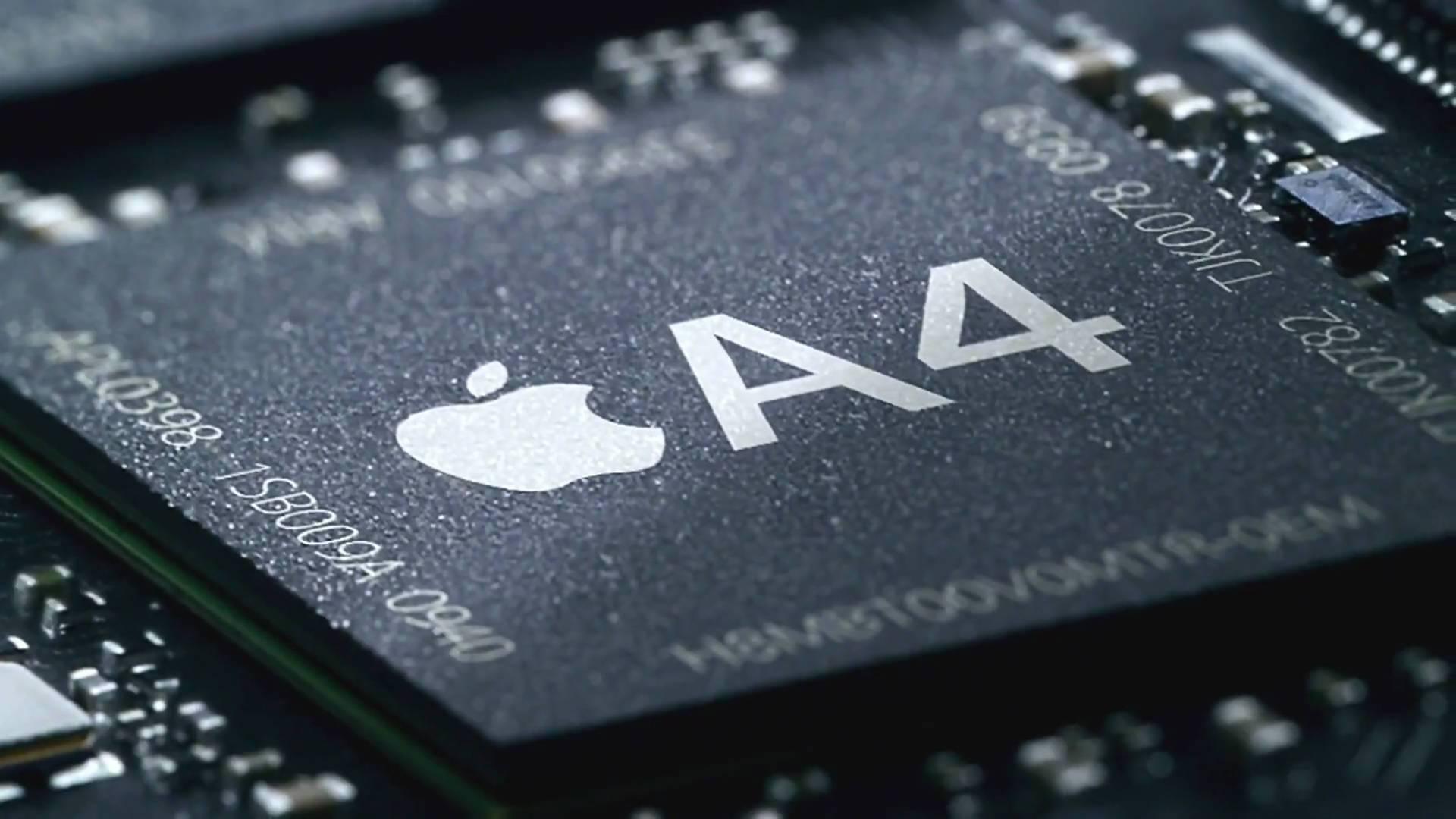 苹果芯片帝国简史 从依赖三星到 性能怪兽