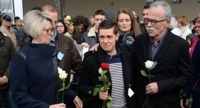 """法国女子跑步时被杀焚尸_凶手竟然是""""戏精""""丈夫"""
