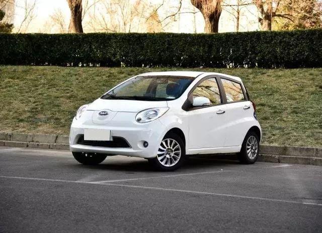 【孝义推荐】6万元以内能买到的国产电动车,你不来一辆?