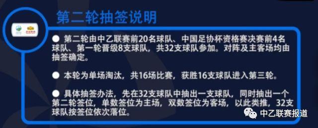 关注|2018中国足协杯赛程表