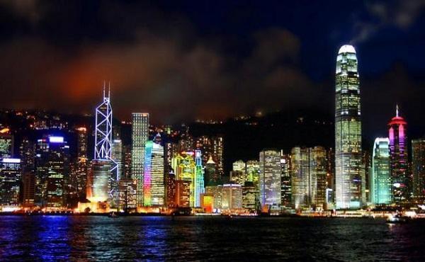 中国最美春色城市_中国夜景最美的十个城市,你最喜欢的是哪个呢?