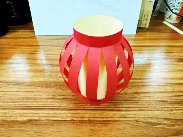 洋洋兔教手工 // 漂亮的纸灯笼制作方法