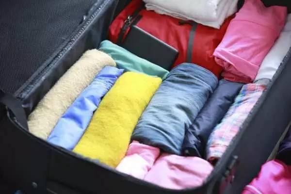 回家倒计时,行李收纳有妙招,这样整理更省心!