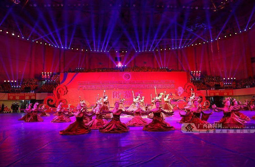 广西第十四届全区少数民族传统体育运动会筹备工作会议在南宁召开