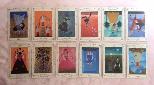 【图片】【塔罗牌、占星学、星座之间的关系】 占星吧