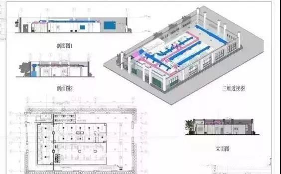 给水排水 BIM为什么比CAD图纸NB图片