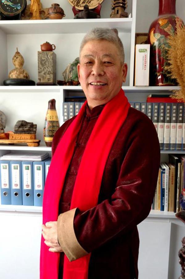 当代书法家徐永平——阐释书法精神 传承文化精髓