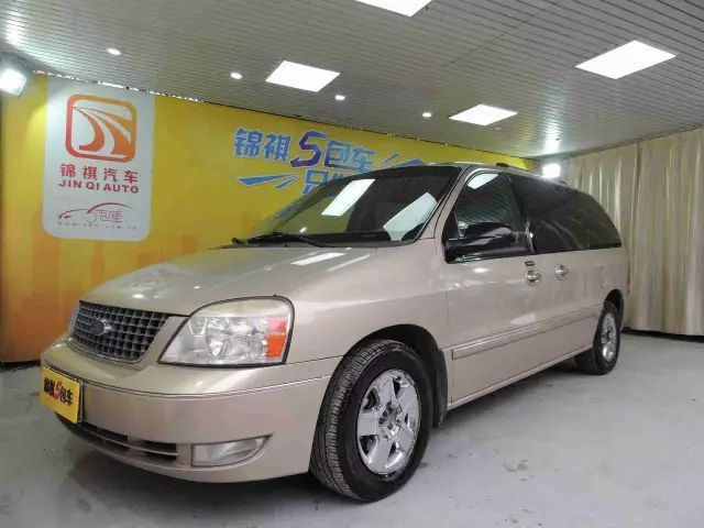 【纯进口车】福特E250自然吸气