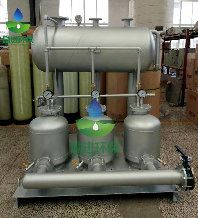 冷凝水回收泵组工作原理