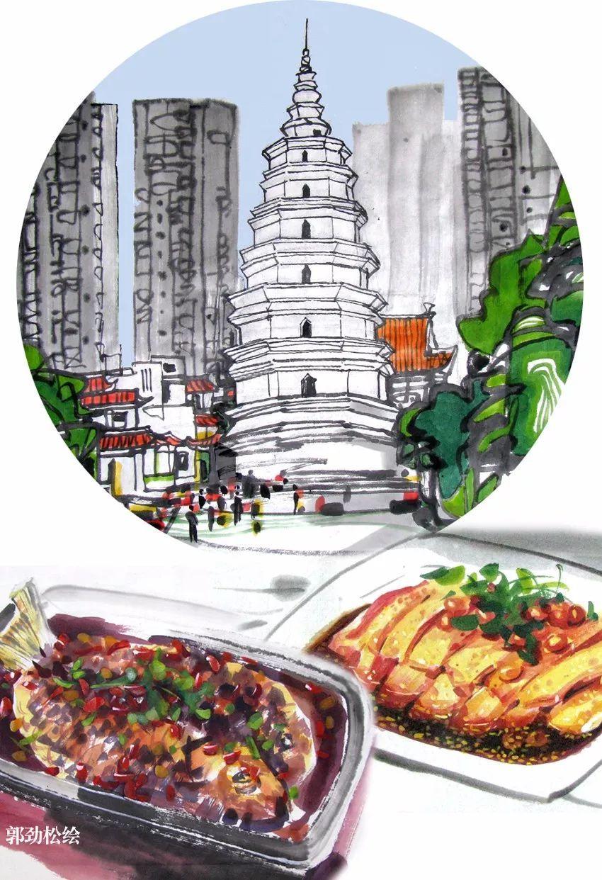 四川21市州美食荟萃,快看看广安是哪一道呢