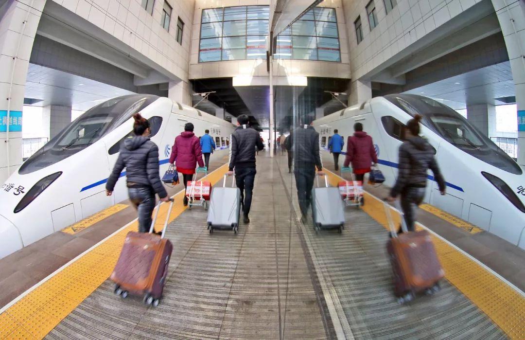 春运昨日开始 快来看看青州火车站有哪些调整 附春节出行指南