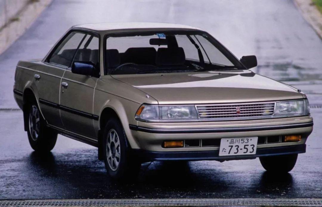 丰田carina ed(st160),1985-1989