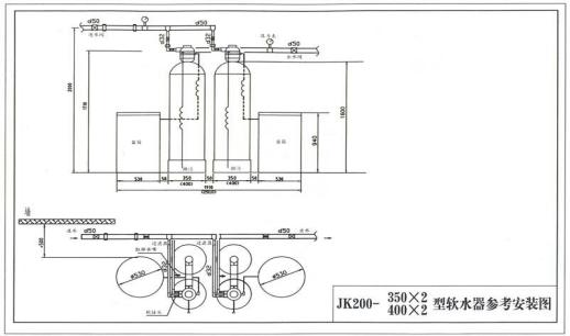 全自动软水器设备原理