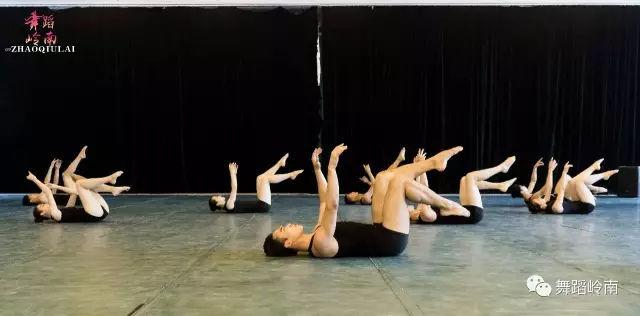 星海音乐学院舞蹈学院第二剧目《学期舞蹈》期字体结构设计图片