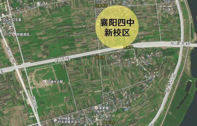 """v校区探访襄阳四中新校区,这里有完整的""""揭秘""""!兴趣初中生物理层次图片"""