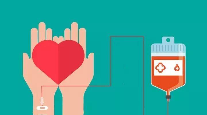可晕血的人想要献血献爱心这该怎么破?图片