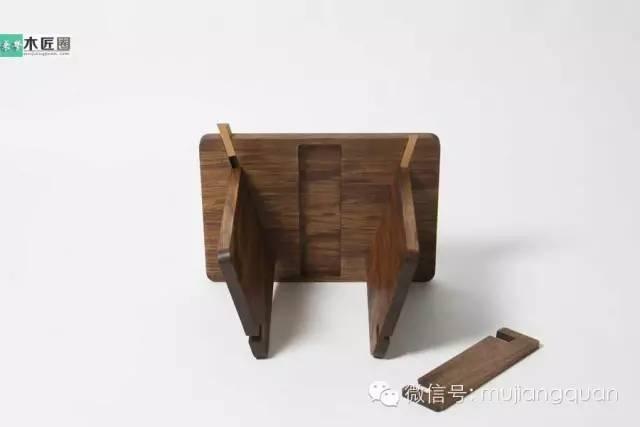 初级木工课,榫卯结构之板凳制作图片