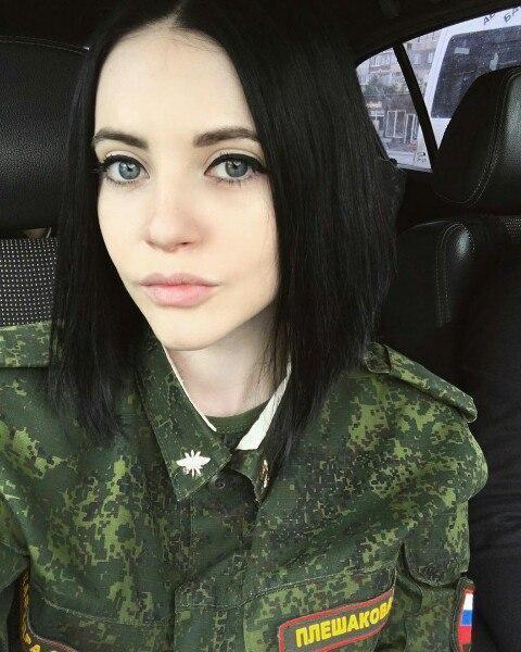 俄国女人名_为什么俄罗斯貌美如花的女性喜欢参军?好处太多让人受不了